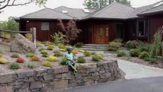 Craftsman Landscape Ashland Oregon
