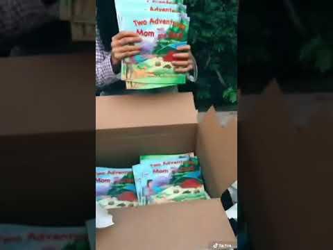 New children's book about divorce