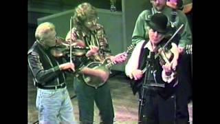 """John Hartford and Friends """"Lonesome Fiddle Blues"""" 11/11/2000 Savings Bank Hall Troy, NY"""