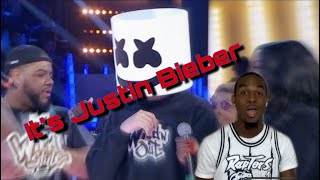Reacting to Nick Cannon Reveals Who the Real Marshmello Is 😱 Wild 'N Out | #Wildstyle