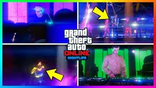GTA Online Nightclub DLC OFFICIAL Trailer Breakdown - Business Management, NEW Characters & MORE!