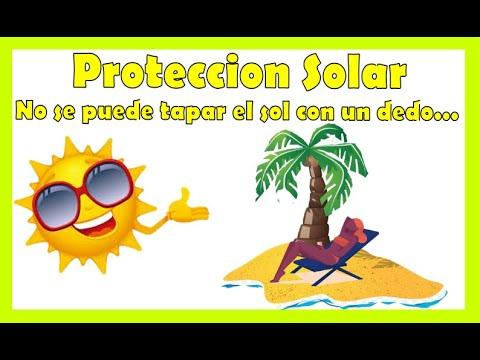 ? PROTECTOR SOLAR ?, cuidar la SALUD ❤ y el BOLSILLO? ?