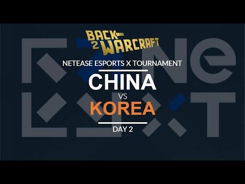 NEXT - China vs. Korea: Day 2