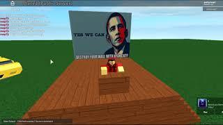 Roblox Script Showcase #121 | President Obama