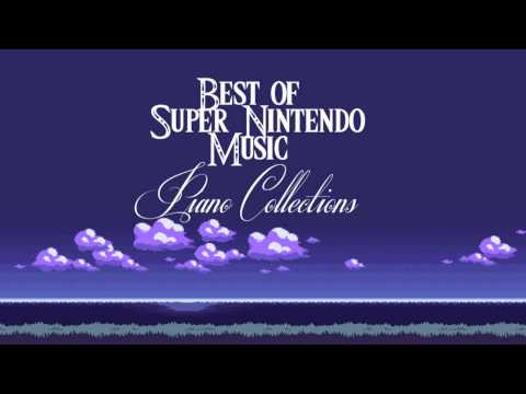 Super Nintendo Piano Collections Vol. 1   SNES Music on Piano