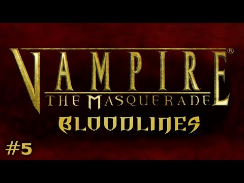 Vampire: The Masquerade - Bloodlines Ep. 5 - The Haunted Ocean House Hotel