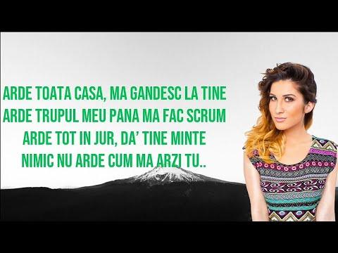 ADDA feat. Killa Fonic - Arde (VERSURI LYRICS)
