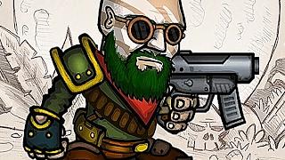 Badass Hero РОГАЛИК НА ВЫЖИВАНИЕ
