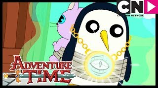 Adventure Time | Reign of Gunthers | Cartoon Network