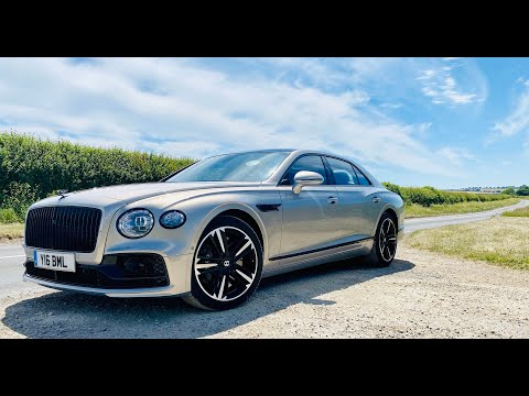 New W12 Bentley Flying Spur is a 207mph, 626bhp limo. Full on-road review