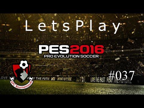 Pro Evolution Soccer 2016 Staffel 2 #037 - FC Chelsea - AFC Bournemouth
