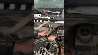 Замена пыльника Рулевой рейки без снятия Рейки