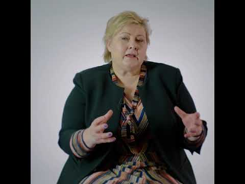 Planet Integrity: Building a Fairer Society - Erna Solberg, Prime Minister of Norway