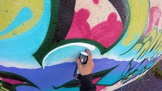 Graffiti - Rake43 - Color Holidays
