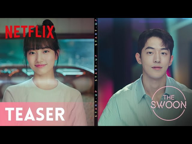 Start-Up | Official Teaser | Netflix [ENG SUB]