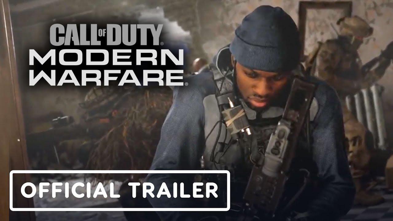 Call of Duty: Modern Warfare - Trailer Oficial de Sobrevivência das Operações Especiais + vídeo