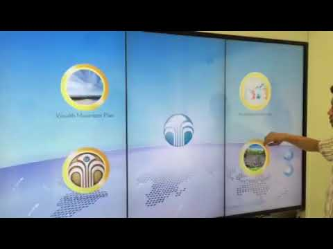 Tractive Interactive Digital Signage | Digital Poster | Way finder | IOT