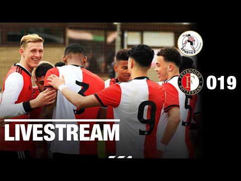 LIVE | Sparta Rotterdam O19 - Feyenoord O19 (0-0)