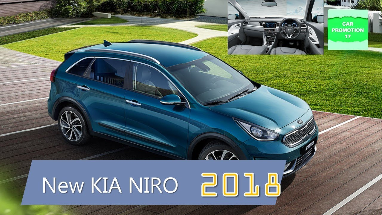 2018 Kia Niro Review Interior Exterior For Uk