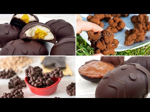 6 Healthy Easter Chocolate Recipes (vegan + whole food)