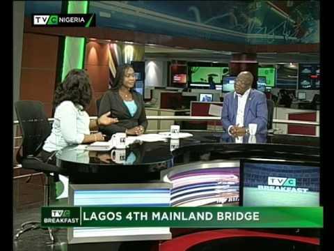 Lagos 4th  Mainland Bridge