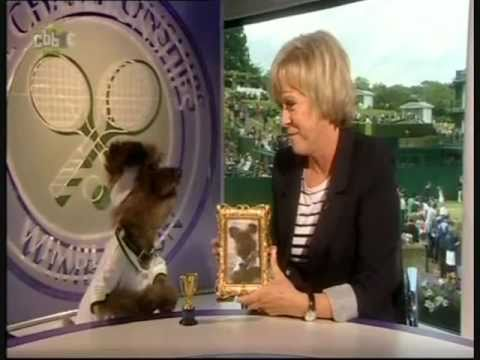 CBBC| Hacker T Dog at Wimbledon 2011