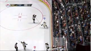Playing NHL Multiplayer