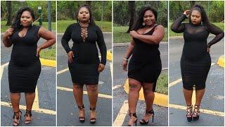 Little Black Dress LookBook | Fashion Nova, SHEIN and MORE