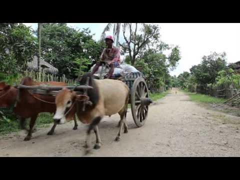 A Tragedy of Kachin Village  Myanmar version 28 12 2015