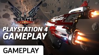 Elite Dangerous - Playstation 4 Gameplay