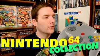 My Nintendo 64 Collection - Chris Stuckmann