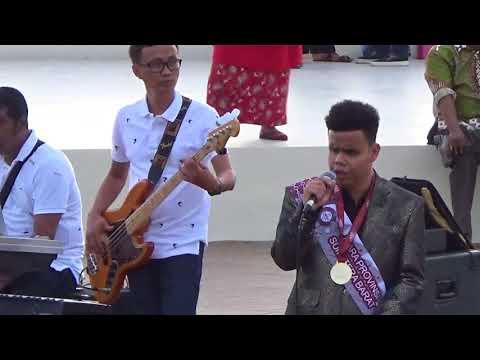 Soft Launching Gedung Kebudayaan Prov. Sumbar- Arif Liga dangdut Indonesia