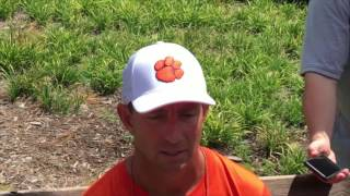 Swinney looking for more in big week