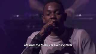 Kendrick Lamar - Poetic Justice (Legendado)