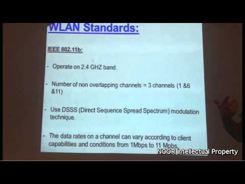 Fundamentals of Wireless LANs (IEEE 802.11)