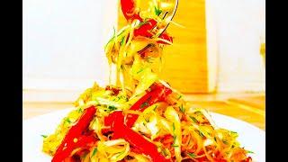 Любимый Рецепт Нашей Семьи салат из капусты ЗА 5 МИНУТ  как похудеть мария мироневич