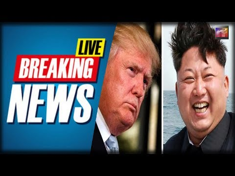 BREAKING: World in SHOCK! Trump AGREES to Kim Jong-Un Face-to-Face Meeting!