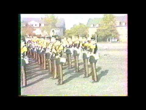 9 RAMA Trèves 1985 fête de Bazeilles