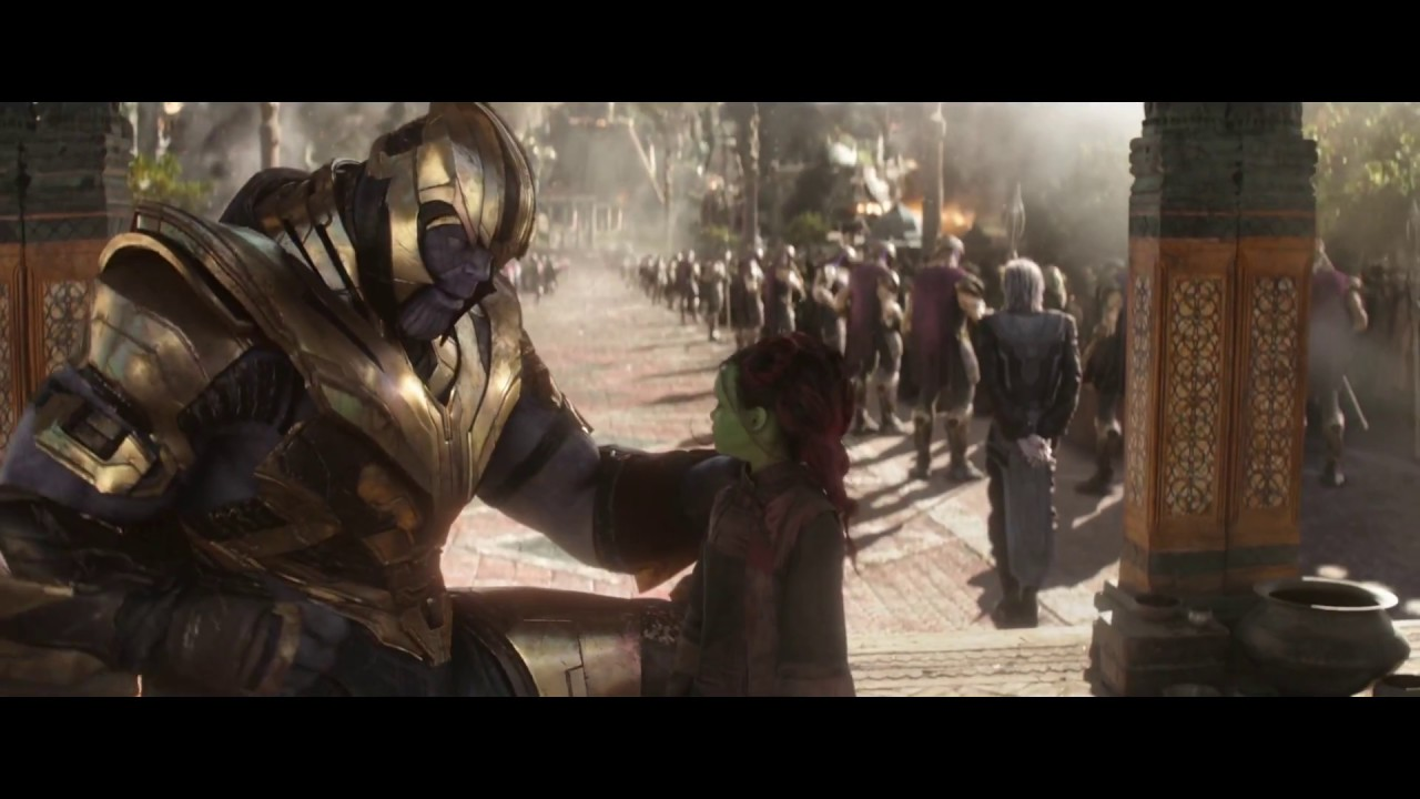 Avengers: Infinity War (2018) - Perfectly Balanced