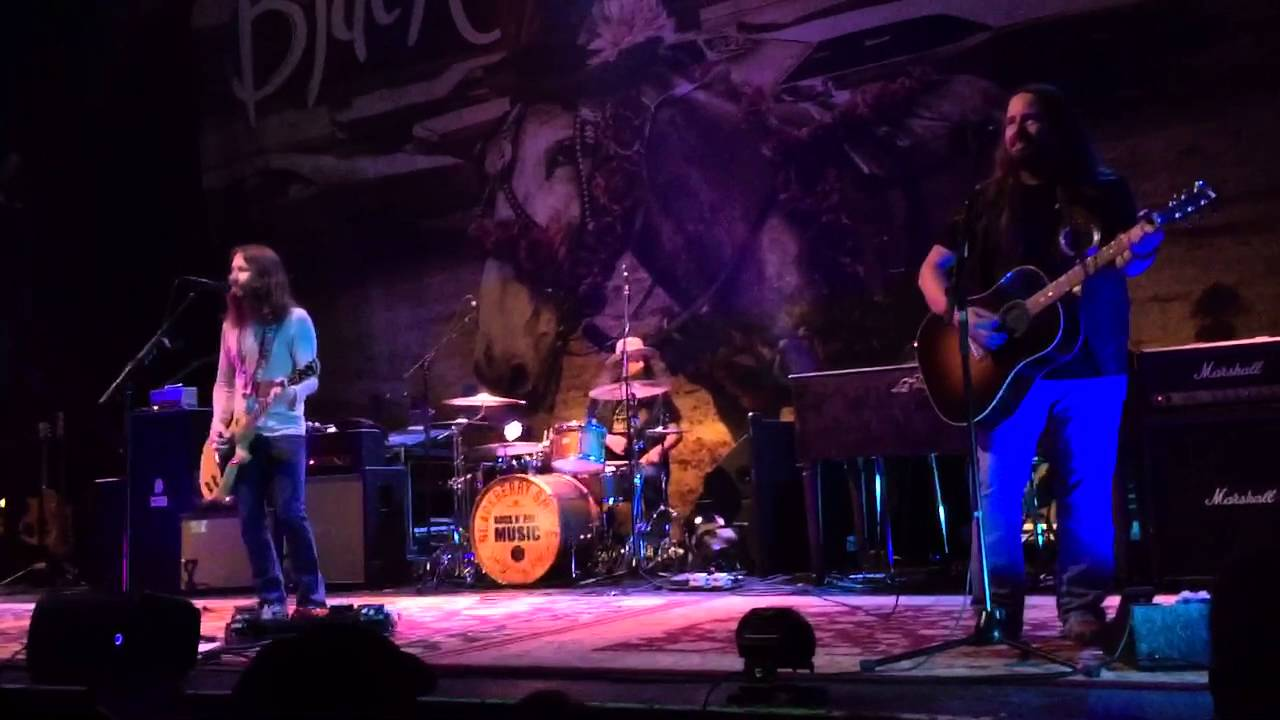 blackberry smoke one horse town the norva 3 10 16 youtube. Black Bedroom Furniture Sets. Home Design Ideas