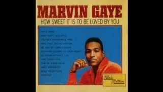Watch Marvin Gaye Me And My Lonely Room video