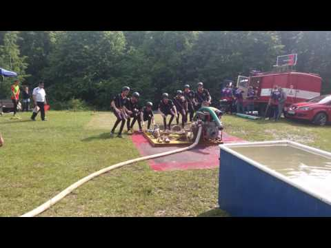 DHZ Uzovské Pekľany druhý pokus- Okrskové kolo Červená Voda