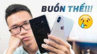 Sự thật đáng buồn về smartphone cao cấp ở Việt Nam