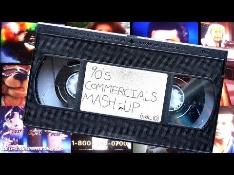90's Commercials Mash-Up (S1 E10)