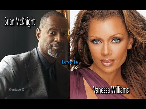 Vanessa Williams & Brian McKnight - Love Is (El amor es) Gustavo Z