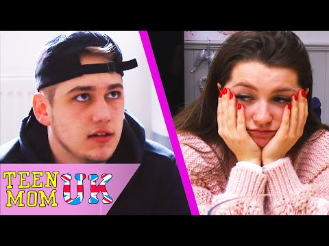 EP #2: Chloe Is Questioning Her Relationship With Jordan | Teen Mom UK 6