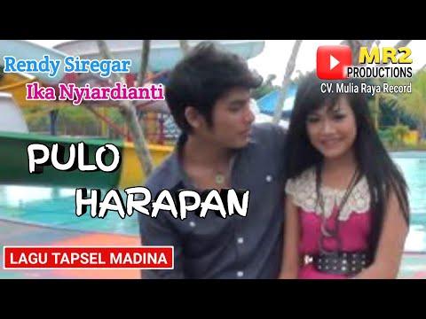 PULO HARAPAN - Lagu Tapsel - RENDY L SIREGAR Ft IKA SINAGA