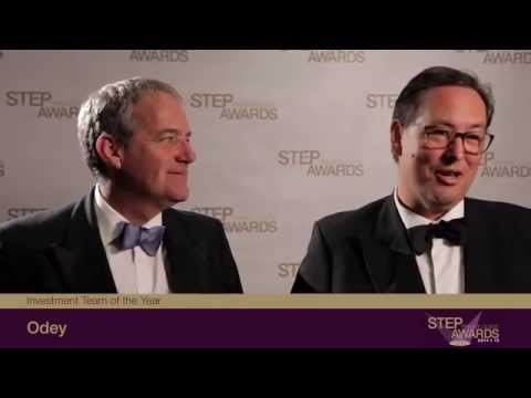 2014/15 STEP Private Client Awards - Investment Team of the Year winner Odey