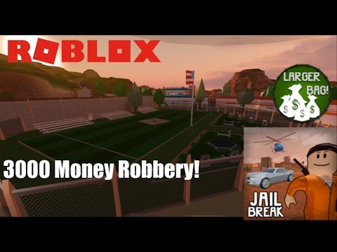 Roblox: JailBreak: Is the Larger Duffel Bag worth it???