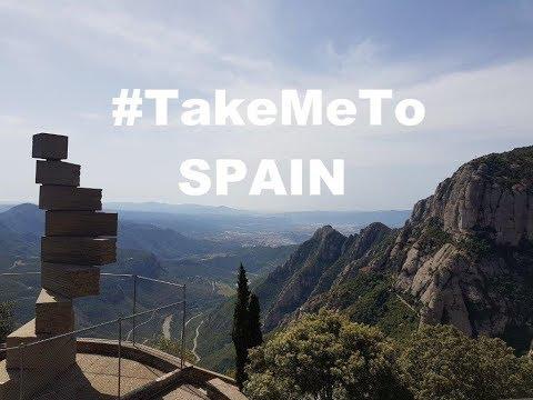 #TakeMeTo Spain - Travel Wanderlust (Jul 17)